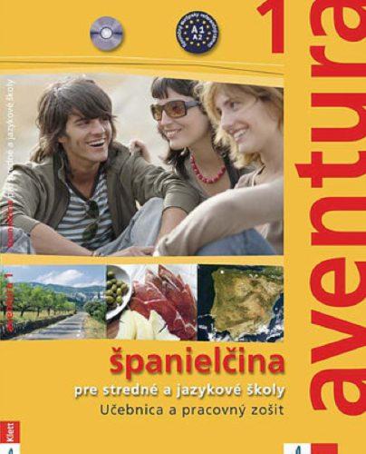 učebnica španielčiny Aventura 1