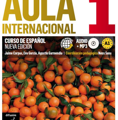 Digitálna učebnica Aula internacional 1 (A1)