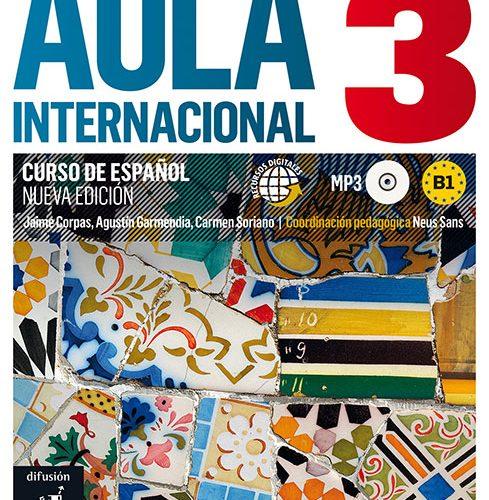 Digitálna učebnica Aula internacional 3 (B1)