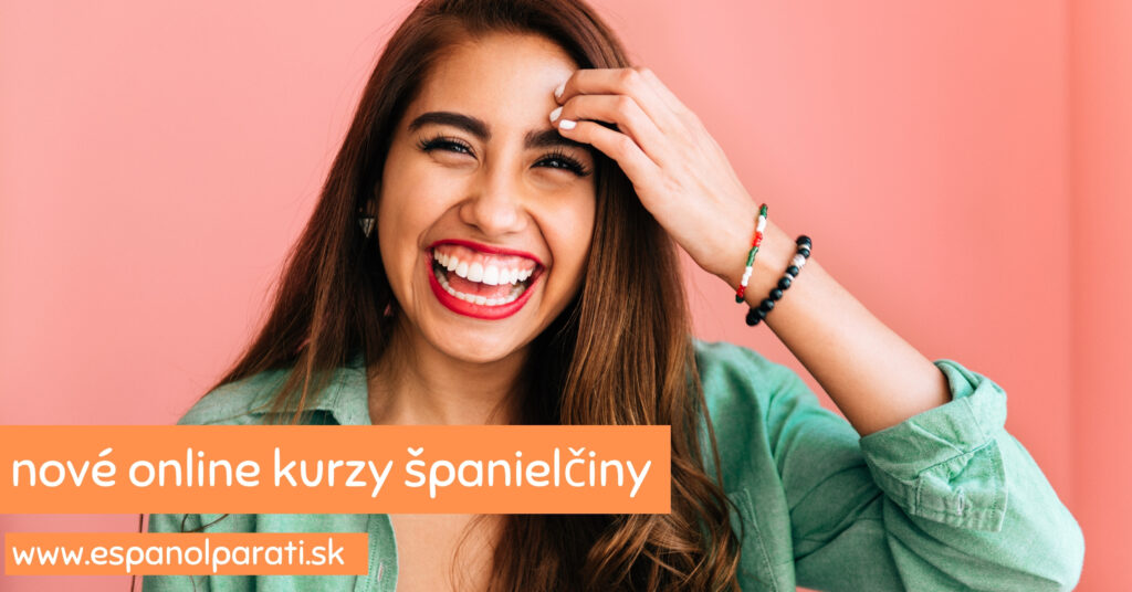 Večerný online kurz španielčiny pre úplných začiatočníkov A1