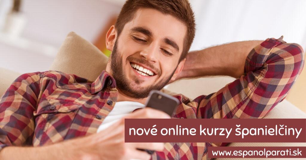 Večerný online kurz španielčiny pre mierne pokročilých A2.2